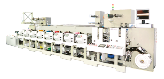 Flexo Label Press